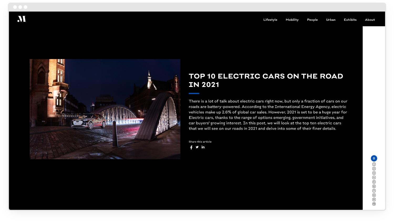 Kreative Lösungswege Webseite UX und UI Design | © Patrick Weseloh | weseloh.media
